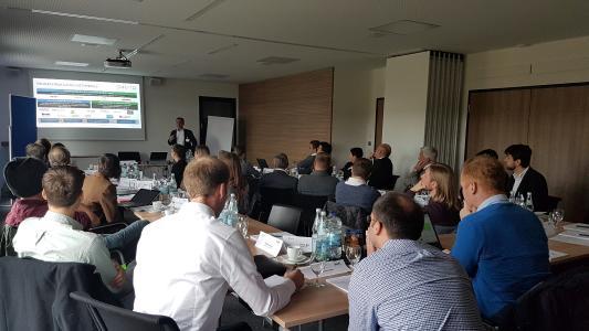 Kick-Off-Meeting des Netzwerks SmartQ - (c) EurA AG