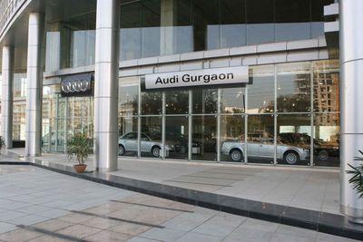 Audi Opens India S Largest Dealership Audi Ag