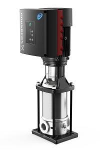 Grundfos Baureihe CR ist Benchmark in Sachen Flexibilität und Effizienz - CRE Varianten bis 11 kW mit IE5-Ultra Premium-Motoren