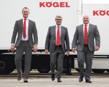 left to right: Dirk Boer, Rob Schneiders and Arjan Stolk