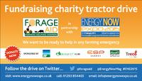 PlanET Biogas UK supports forage aid fundraising