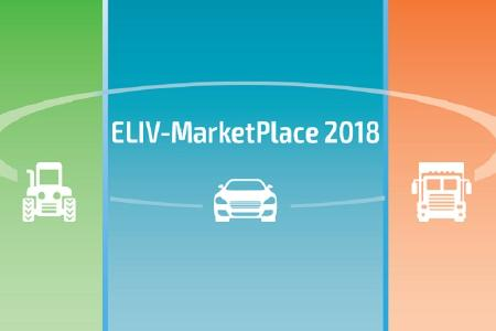 Vom 16. – 17. Oktober 2018 tagt der ELIV MarketPlace wieder in Baden-Baden und informiert unter anderem über neueste Trends der Nutzfahrzeugindustrie / Bild: VDI Wissensforum