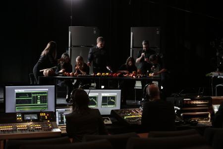 London Vegetable Orchestra, LG Kühltechnik
