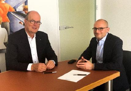 Nicolas Martin wird Geschäftsführender Gesellschafter der artec Personalberatung GmbH