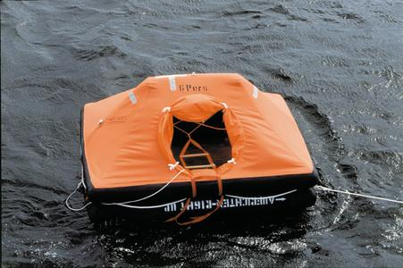 ContiTech will also demonstrate its expertise in the liferaft materials industry., Photo: ContiTech