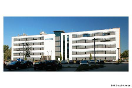 Sanofi-Aventis Industriepark Höchst