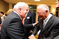 Am Freitag zweite Chance für den Lissabon-Vertrag - DIHK-Präsident Hans Heinrich Driftmann zum Referendum in Irland