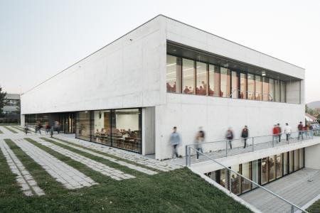Die Hochschule Aalen zählt laut StudyCheck zu den beliebtesten Hochschulen in Deutschland