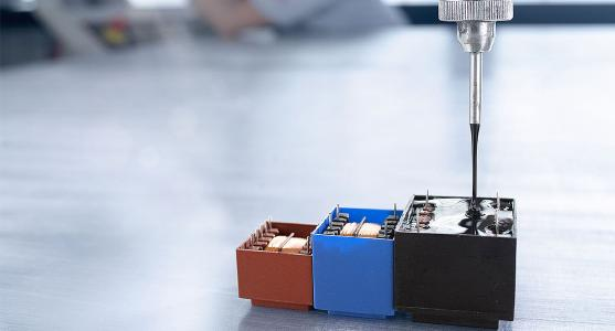 RAMPF RTI Electro Casting Resins Keep Components Cool