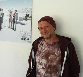 Titus Dittmann: Skateboard-Pionier und überzeugter Hörgeräteträger