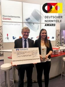 Transportable OP microscope from Prechtl Engineering receives the German Standard Parts Award 2017