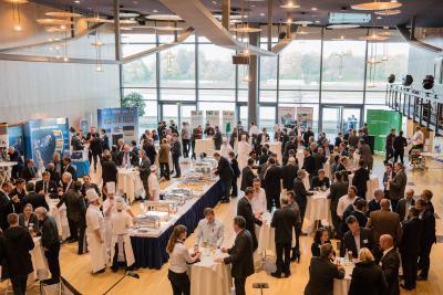 Zum Branchentreff entwickelt hat sich der BHKW-Jahreskongress, der im Jahre 2017 schon zum fünfzehnten Mal veranstaltet wird (Bild: BHKW-Infozentrum)