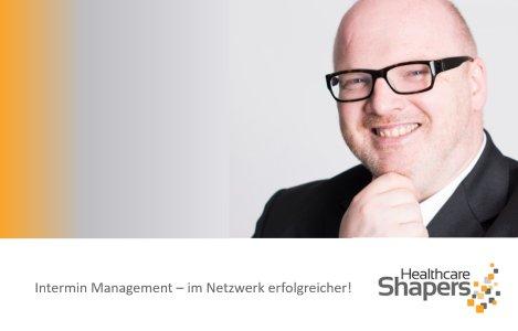 Dr. Carsten von Blohn - Interim Manager und Berater für die Gesundheitswirtschaft