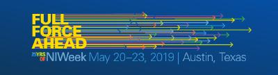 Konrad Technologies is the Official NIWeek 2019 Automotive Track Sponsor