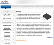 Update Your Knowledge with Mouser's Updated Audio Applications Site