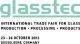 Logo of event glasstec 2012