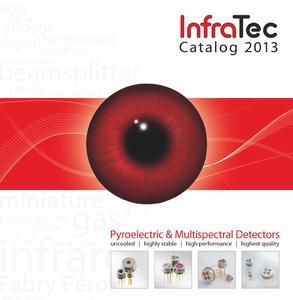 InfraTec-Katalog 2013