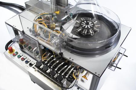 Sampling ports of  smoking machine VITROCELL® VC10® CHEMCONTROL
