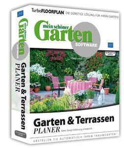 TurboFLOORPLAN Garten- & Terrassenplaner - Boxshot