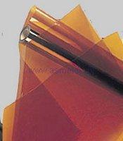 UV-Filterfolie SFG-10, sperrt Licht unter 520 nm