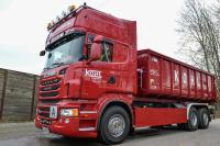 40 Fahrzeuge der Unternehmensgruppe Kohl Logistic hat Trimble Transport & Logistics mit neuer Telematik ausgestattet / Foto: Trimble