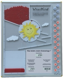The VisiKid is a child oriented readout system for visualization of energy yields from photovoltaic plants