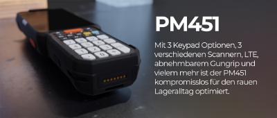 Point Mobile kündigt PM451 an