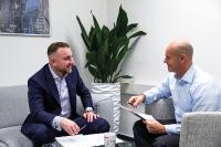 Holger Schäfer, CEO und Christoph Klein, COO | PHONEKOM
