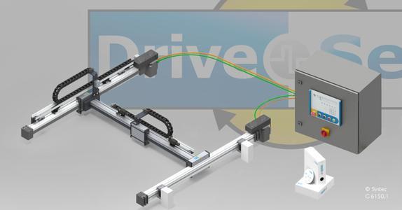Neue H-Portal-DriveSets gut geeignet für dynamischen 3D-Druck