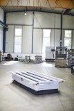 Das Remmert FTS ist für den autonomen Transport von 3015 Blechen ideal geeignet.