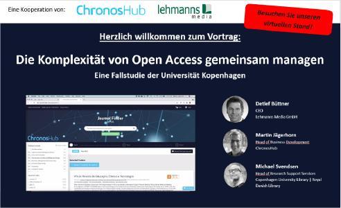 Lehmanns Media auf dem 109. Deutschen Bibliothekartag