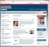 Online-Portal des Personalfachmagazins BoardReport mit neuer Technik: Die geschickte Kombination des Open Source CMS Joomla mit individuell entwickeltem Redaktionssystem vereinfachen kosteneffizient Abläufe im Redaktions-Alltag