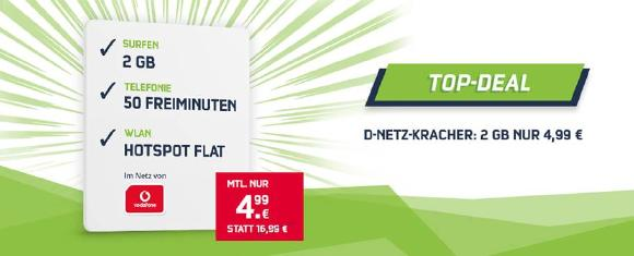 mobilcom-debitel Top Deal im Januar: Smart Surf