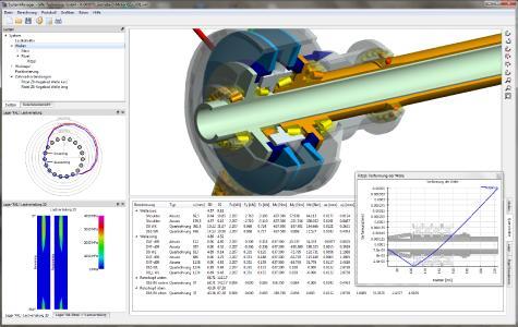 Rotorgetriebe eines Ultraleicht-Hubschraubers der Firma Dreiling Maschinenbau