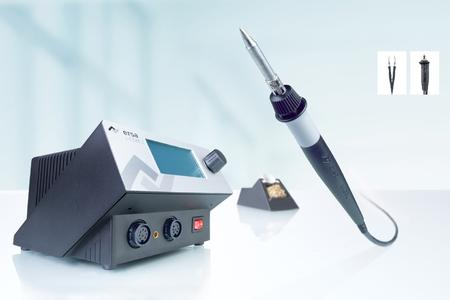 Ersa's i-CON 2 Offers Two Active Soldering and De-Soldering Tools