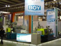 BOY shows its product range at PLAST 2012
