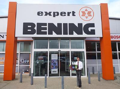 XORO Produkte jetzt bei Expert Bening erhältlich
