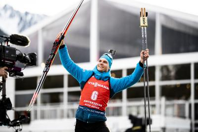 Stilvollendet Biathlon genießen in Antholz