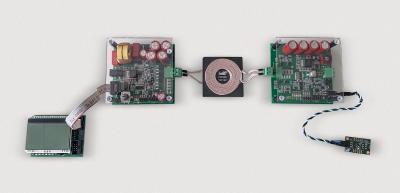 """""""Wireless Power 200 W Extended Medium Power Solution"""" mit Kommunikationsfunktion / Bildquelle: Würth Elektronik"""