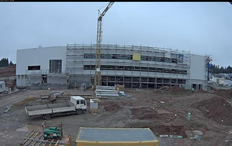 Erster Bauabschnitt wird im März 2016 eingeweiht. Im Frühjahr startet ebm-papst bereits den 2. Bauabschnitt