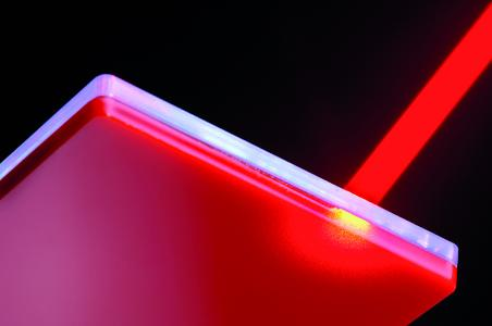 Laser-Kunststoffschweißen mit dem MPS Compact