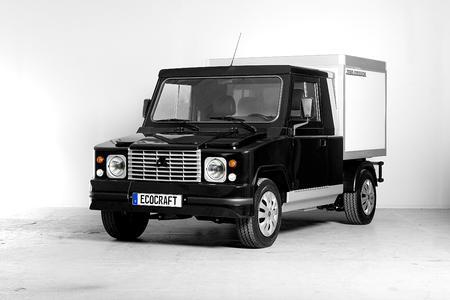 Erster Kleintransporter mit Hybrid-Antrieb ist in Serie