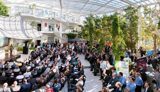 Über 300 IT-Experten informierten sich auf dem Controlware Security Day 2015 Entwicklungen in der IT-Security