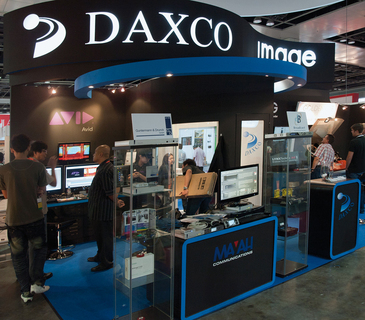 G&D at BroadcastAsia2011