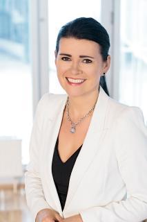 Rita Niedermayr, Geschäftsführerin des Controller Instituts in Wien.