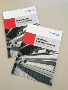 Das Whitepaper zum Thema Farbmesstechnik im Illustrations-und Zeitungsdruck / © manroland web systems