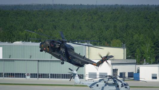 Heavy-lift helicopter: Sikorsky and Rheinmetall expand German industrial partnership on CH-53K