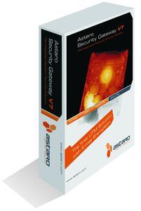 Boxshot der Software-Appliance Astaro Security Gateway V7