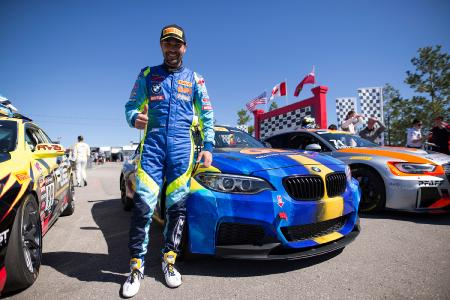 Nick Wittmer, BMW M235i Racing, Pirelli World Challenge, Canadian Tire Motorsport Park