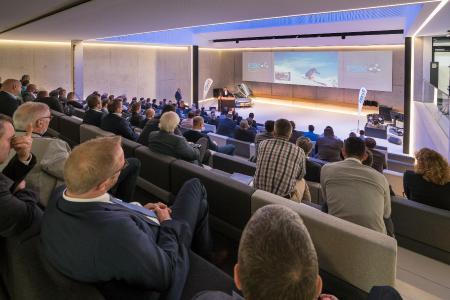 FSK-Fachtagung Polyurethan 2017 im Future Dome der Fill GmbH in Gurten Oberösterreich.
